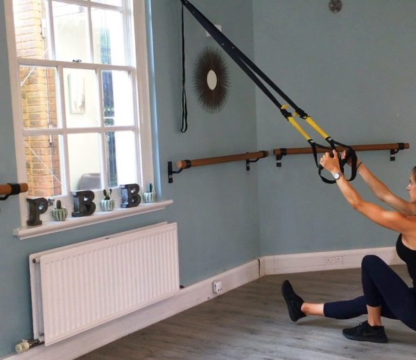 TRX Suspension Training — An Introduction by Lucy Thomson