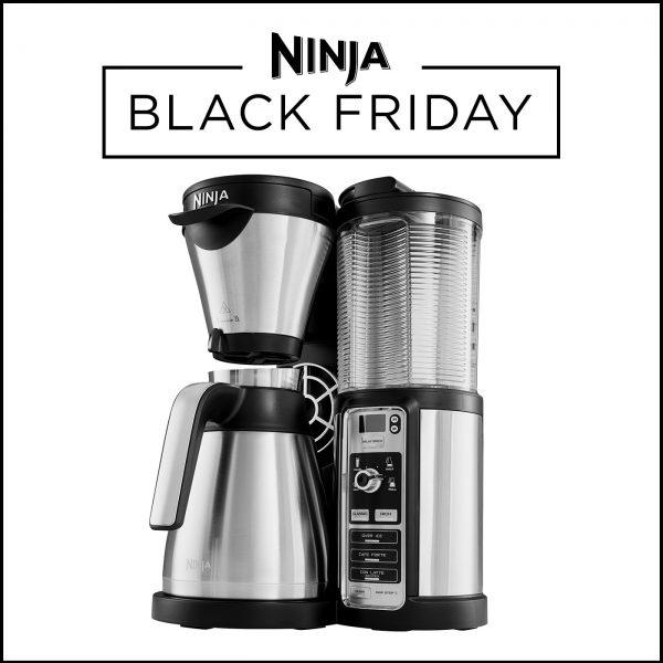 Ninja Coffee Bar Auto Iq Brewer With Thermal Carafe Cf065uk