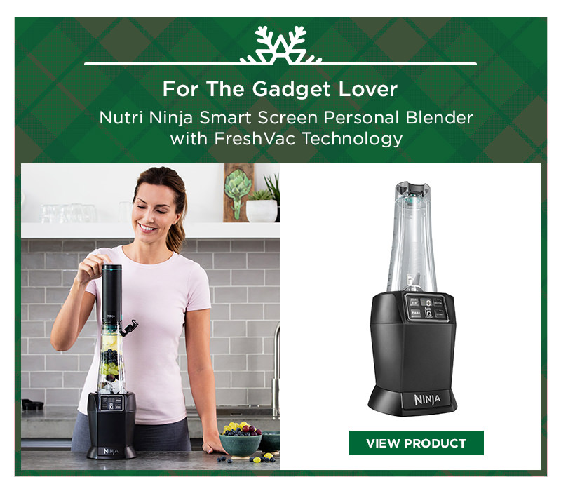 Nutri Ninja Smart Screen Personal Blender with FreshVac Technology BL580UKV