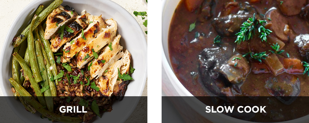 Grill and Slow Cook with the Ninja Foodi