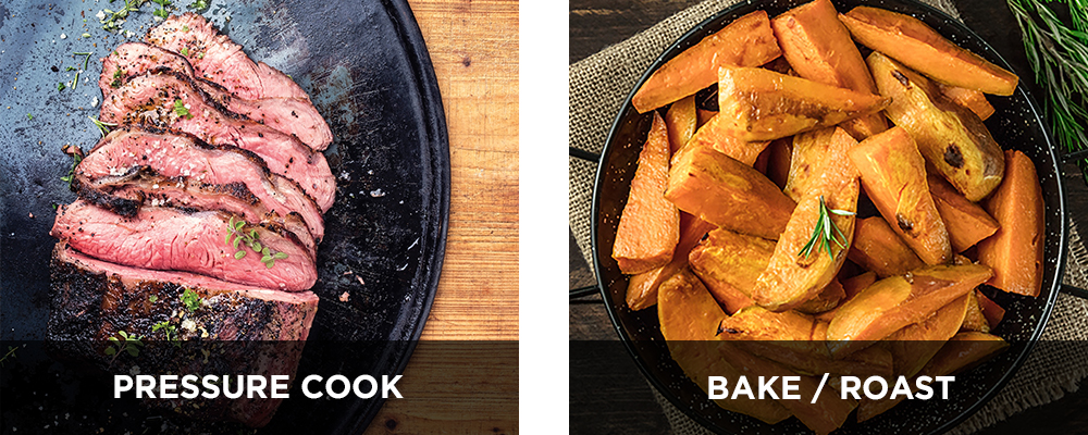 Pressure Cook, Bake and Roast with the Ninja Foodi