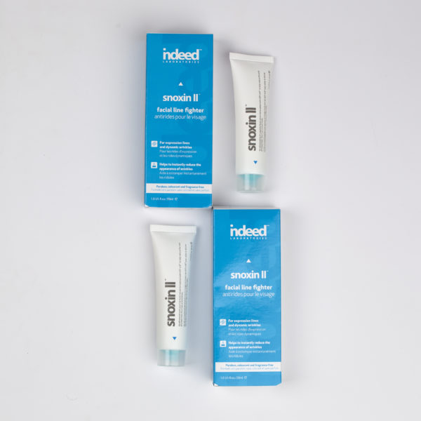 indeed laboratories snoxin II facial line fighter
