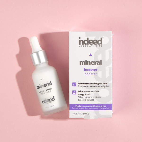 indeed laboratories mineral booster