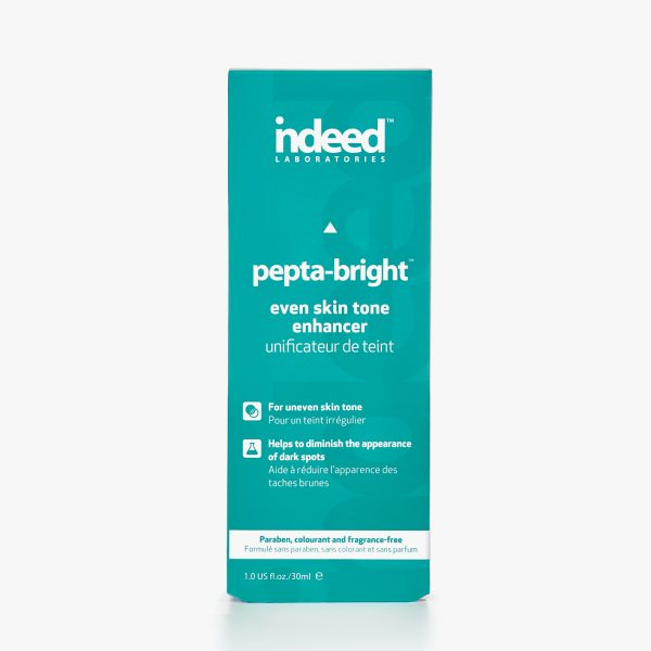 indeed laboratories pepta-bright even skin tone enhancer