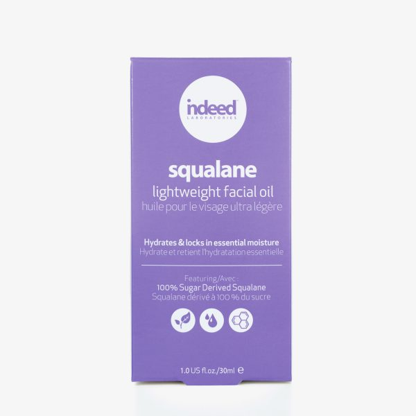 indeed laboratories squalane lightweight facial oil