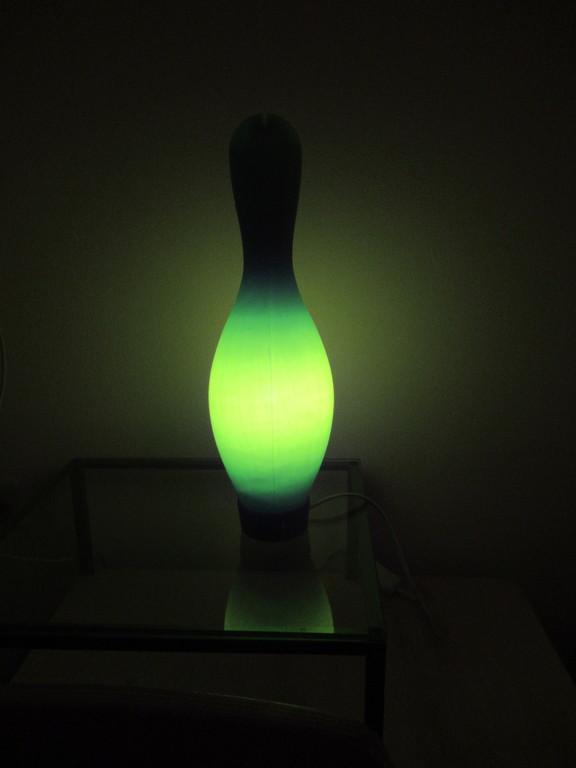 Willemse Verlichting: lamp, bowlingkegel verkocht! Bekijk de ...