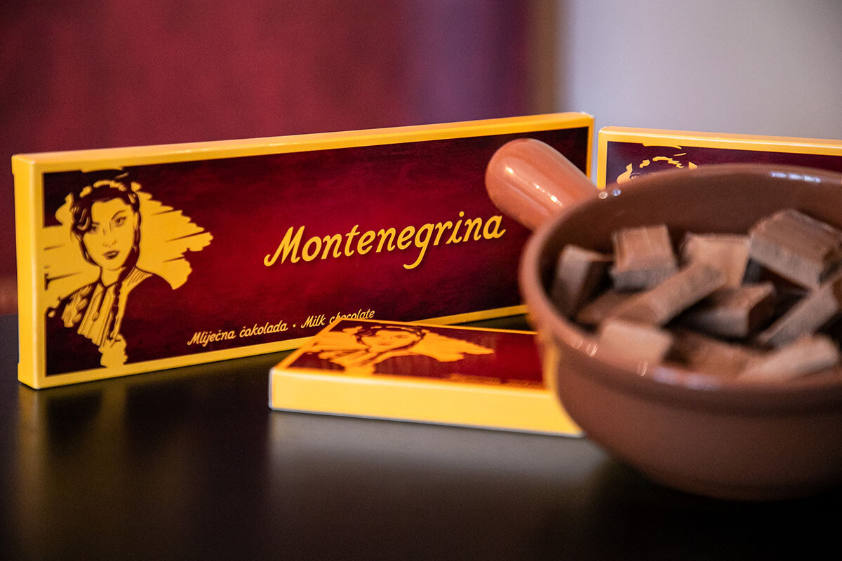 Crnogorska čokolada Montenegrina