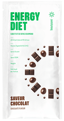 Energy Diet saveur chocolat