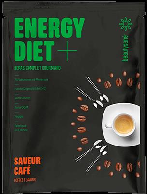 Energy Diet saveur chocolat