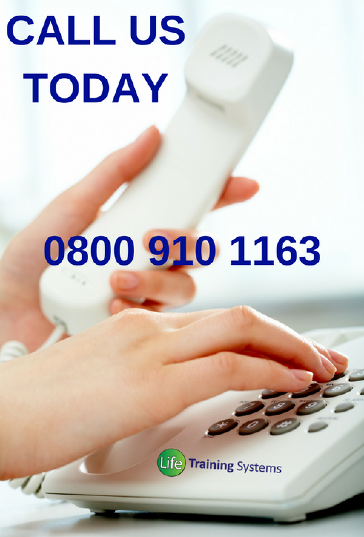 Call NlP Training Courses Surrey