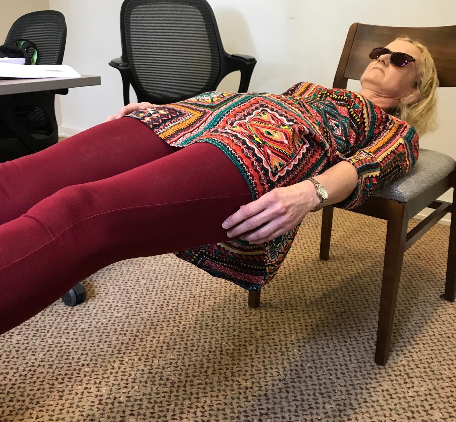 Hypnosis Full Body Catalepsy