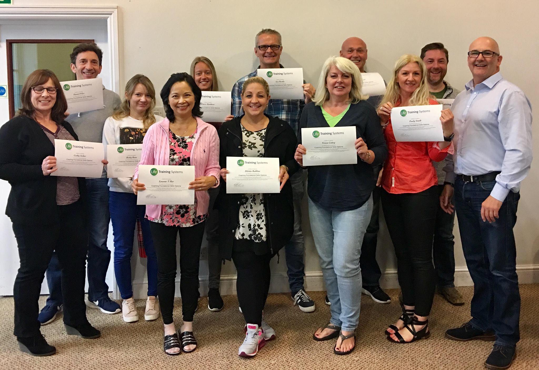 NLP Practitioner Training Surrey