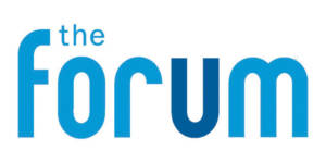 The Forum logo.