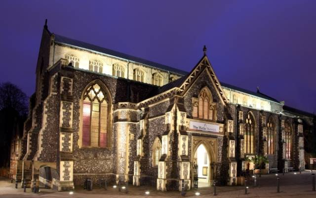St-Andrews-Hall