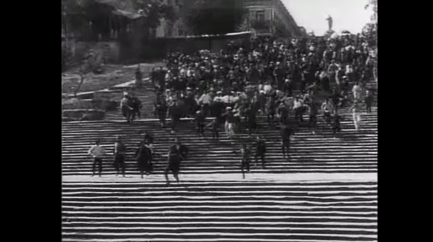 battleship potemkin steps