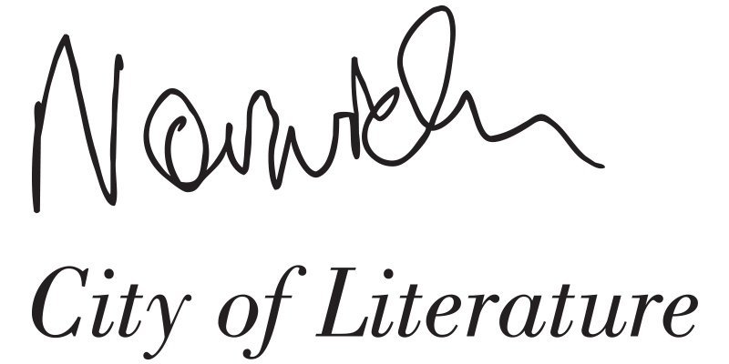 Norwich City of Literature Logo