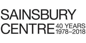 Sainsbury Centre 40 Years Logo