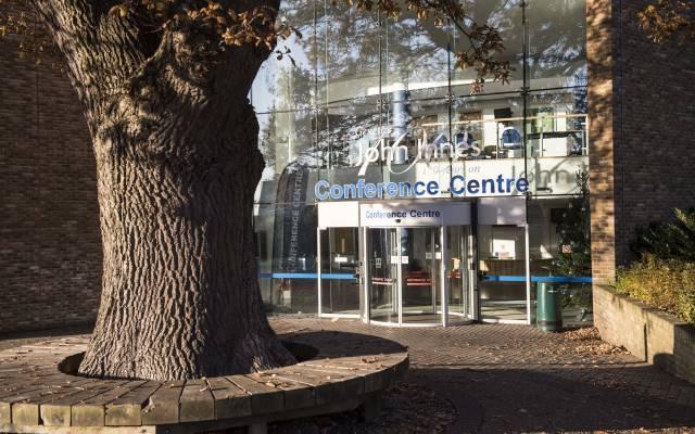 Photo of John Innes Centre entrance