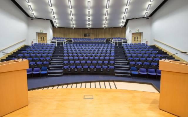 Photo of John Innes Centre lecture theatre