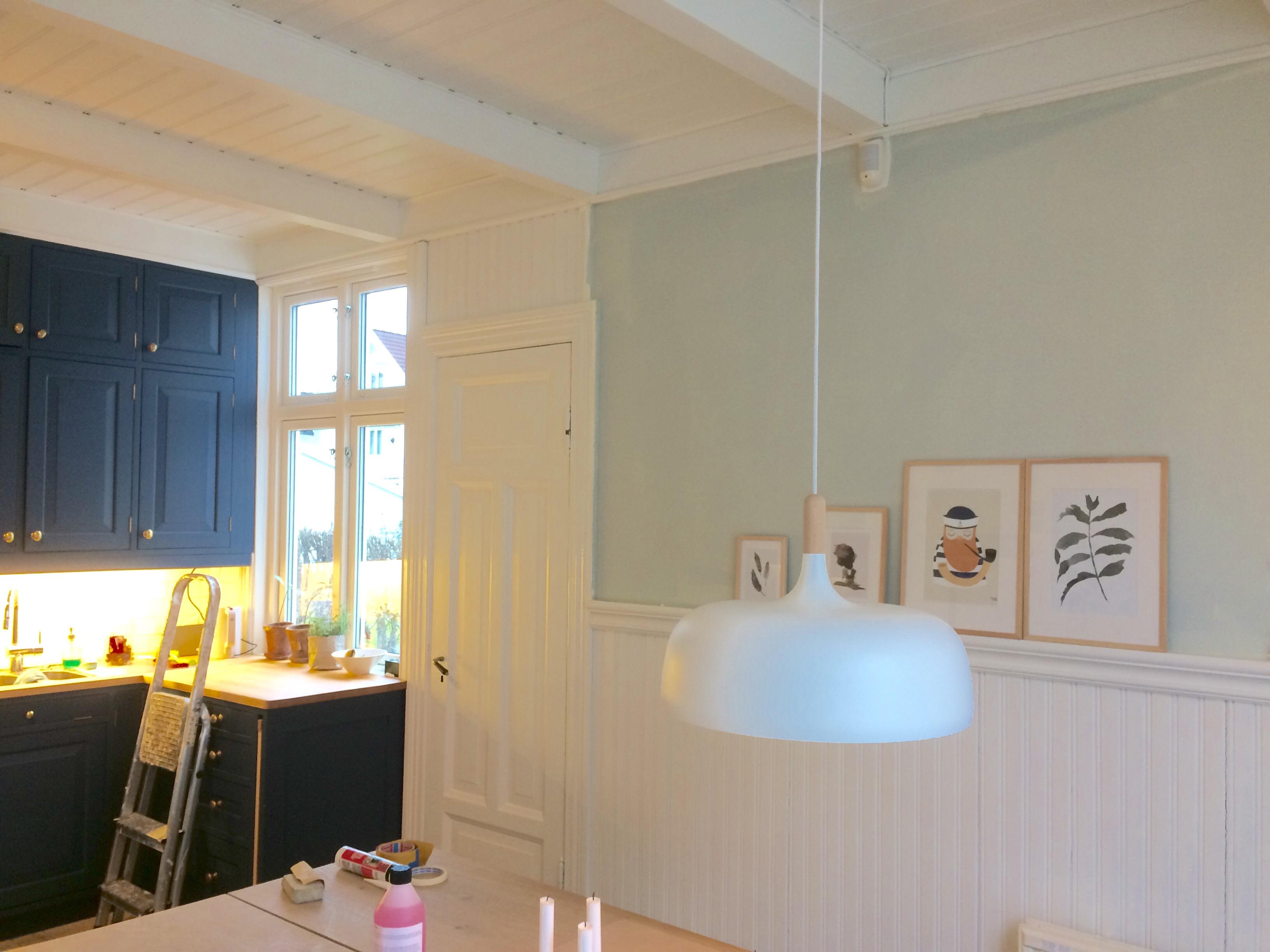 Male M?bler Hvite: Farger?d. Hvite vegger Inspirasjon. .