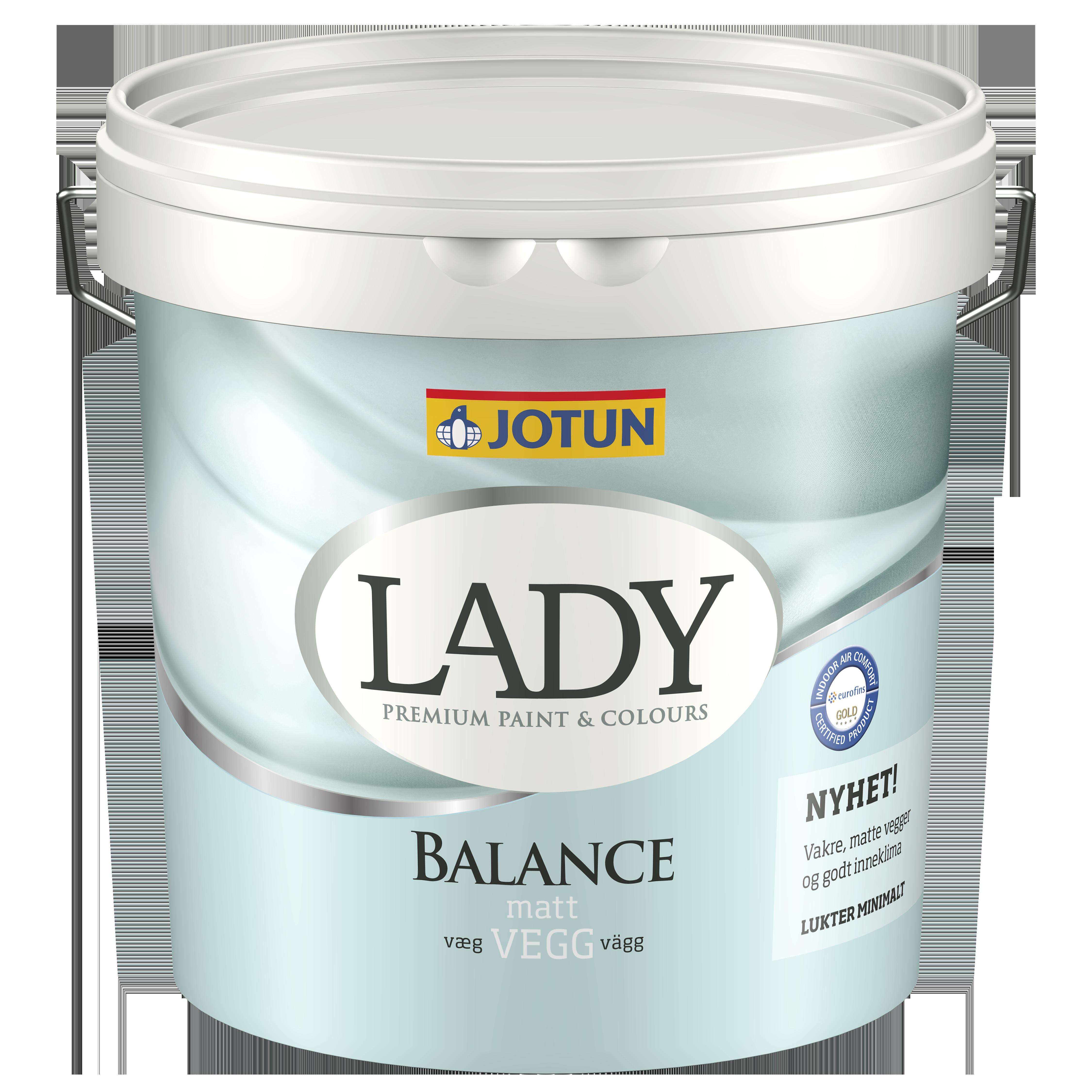 LADY Balance
