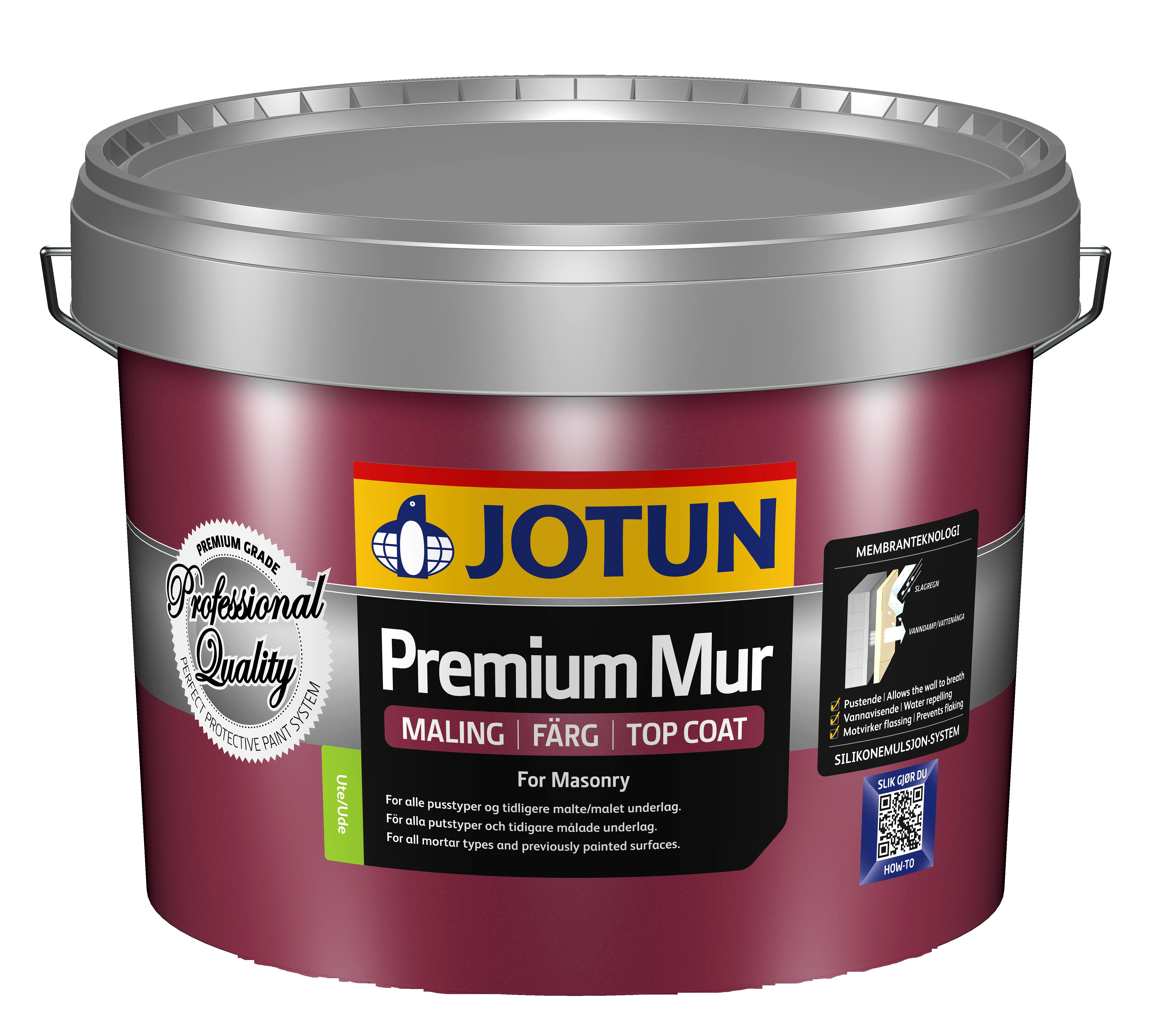 JOTUN Premium Mur färg
