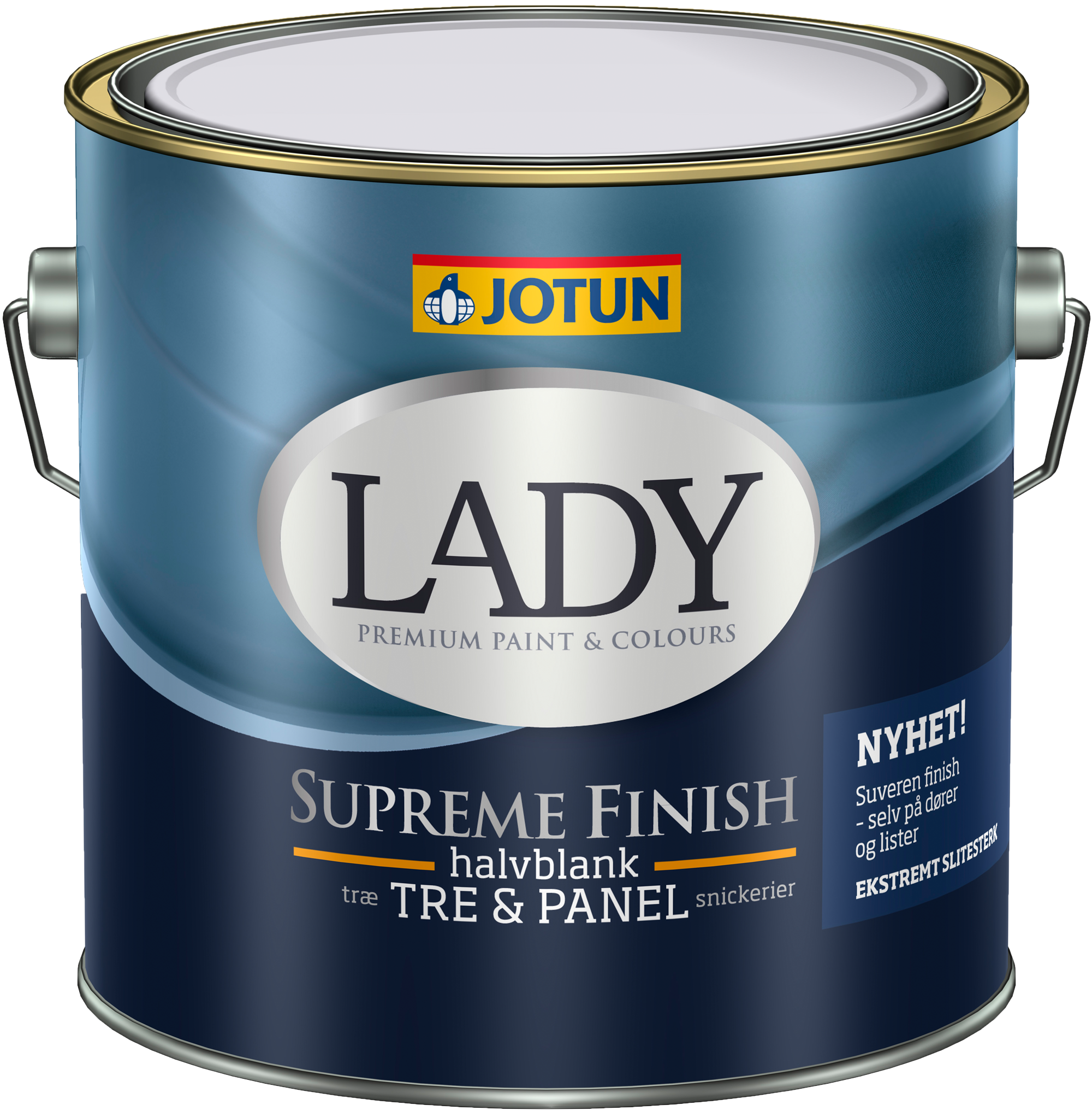 LADY Supreme Finish