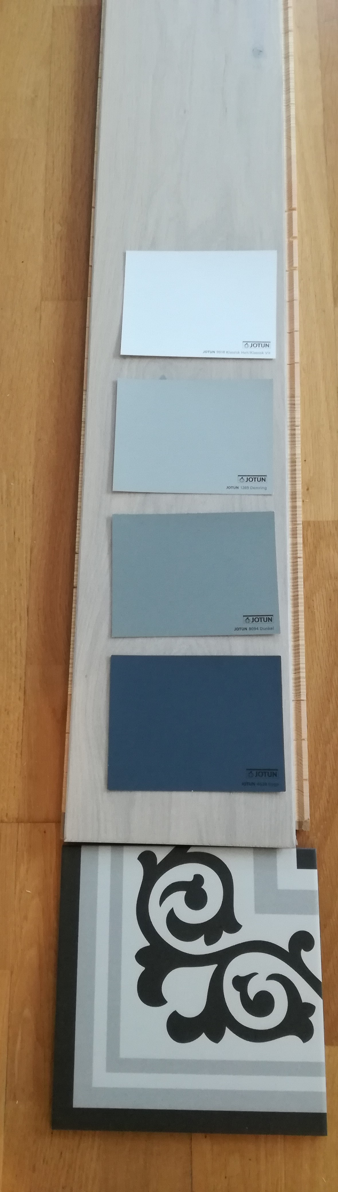 Jotun lady pure color i fargen 4638 byge http