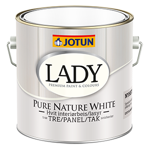 LADY Pure Nature White