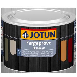JOTUN Fargeprøve Eksteriør