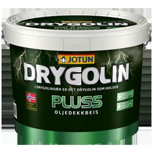 DRYGOLIN PLUSS Oljedekkbeis