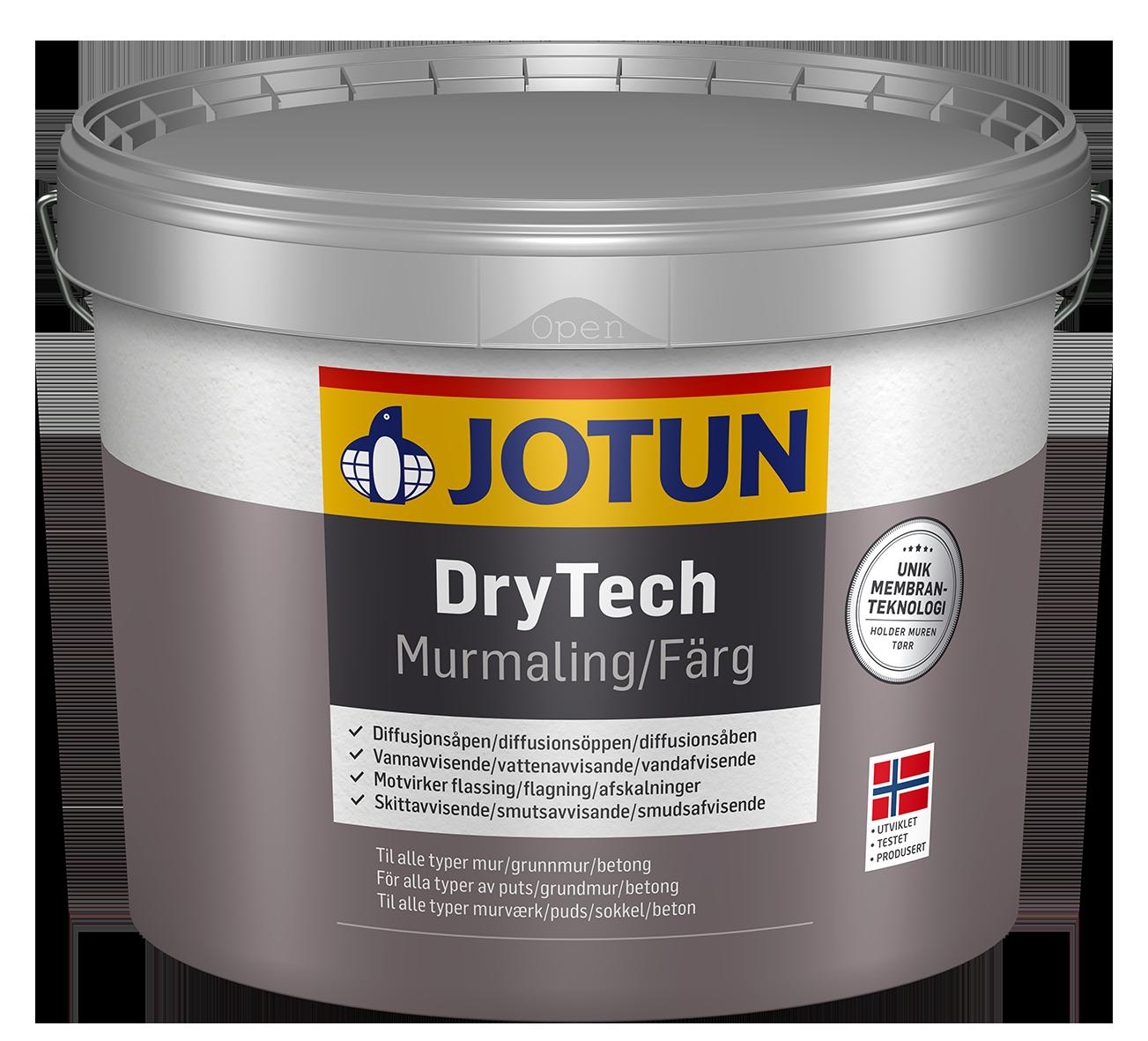 JOTUN DryTech Murfärg