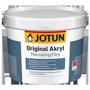 JOTUN Original Akryl Murmaling