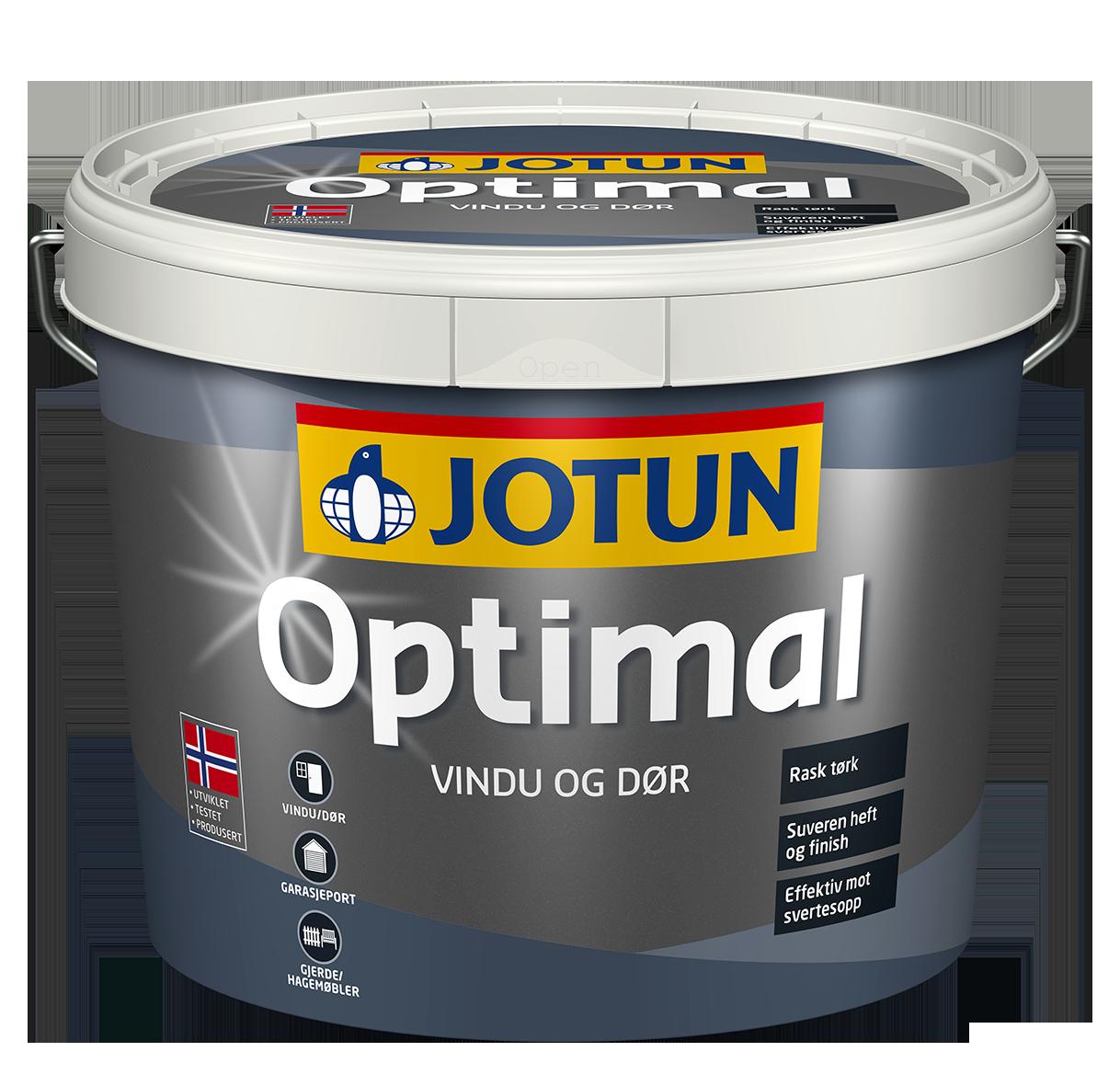 OPTIMAL Fönster