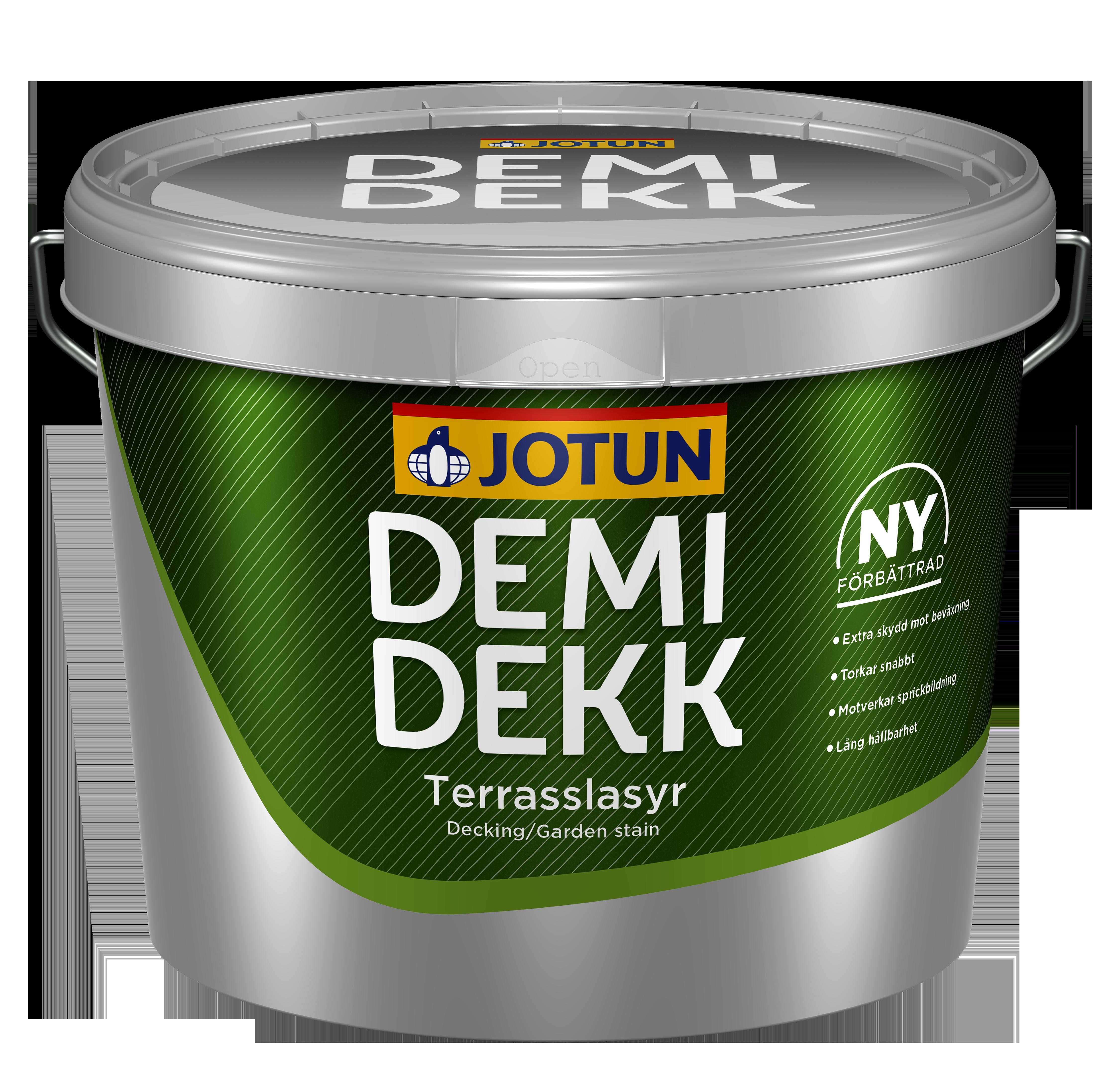 DEMIDEKK Terrasseolie
