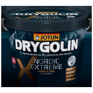 DRYGOLIN Nordic Extreme vindu og dør