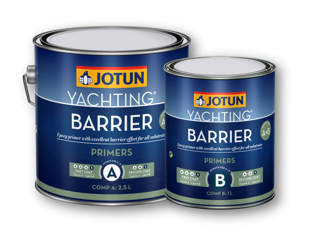 Yachting Barrier Primer