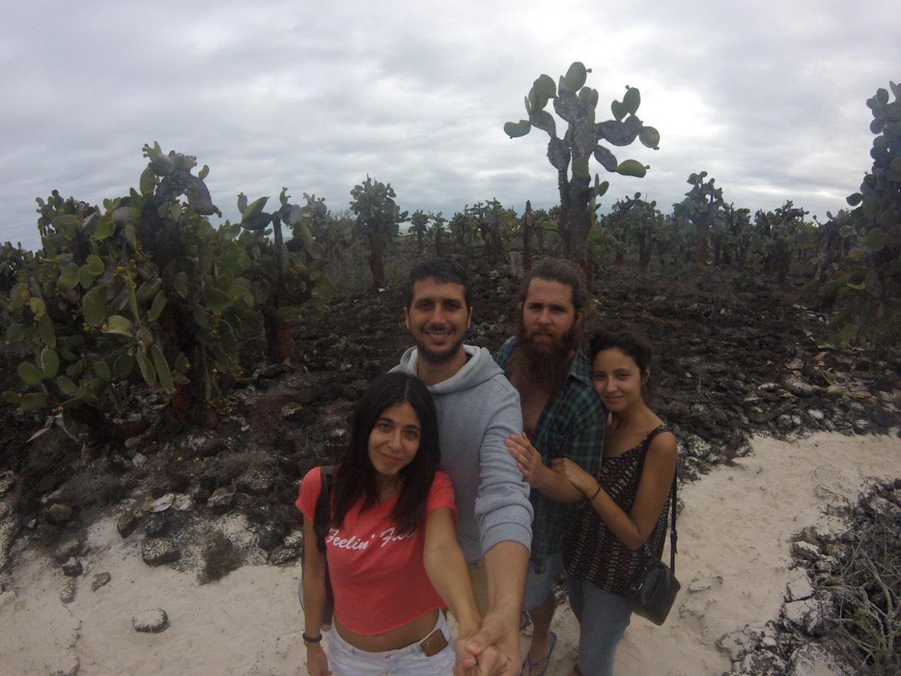 Qué ver en las Islas Galápagos: un viaje de cuatro nomadizers