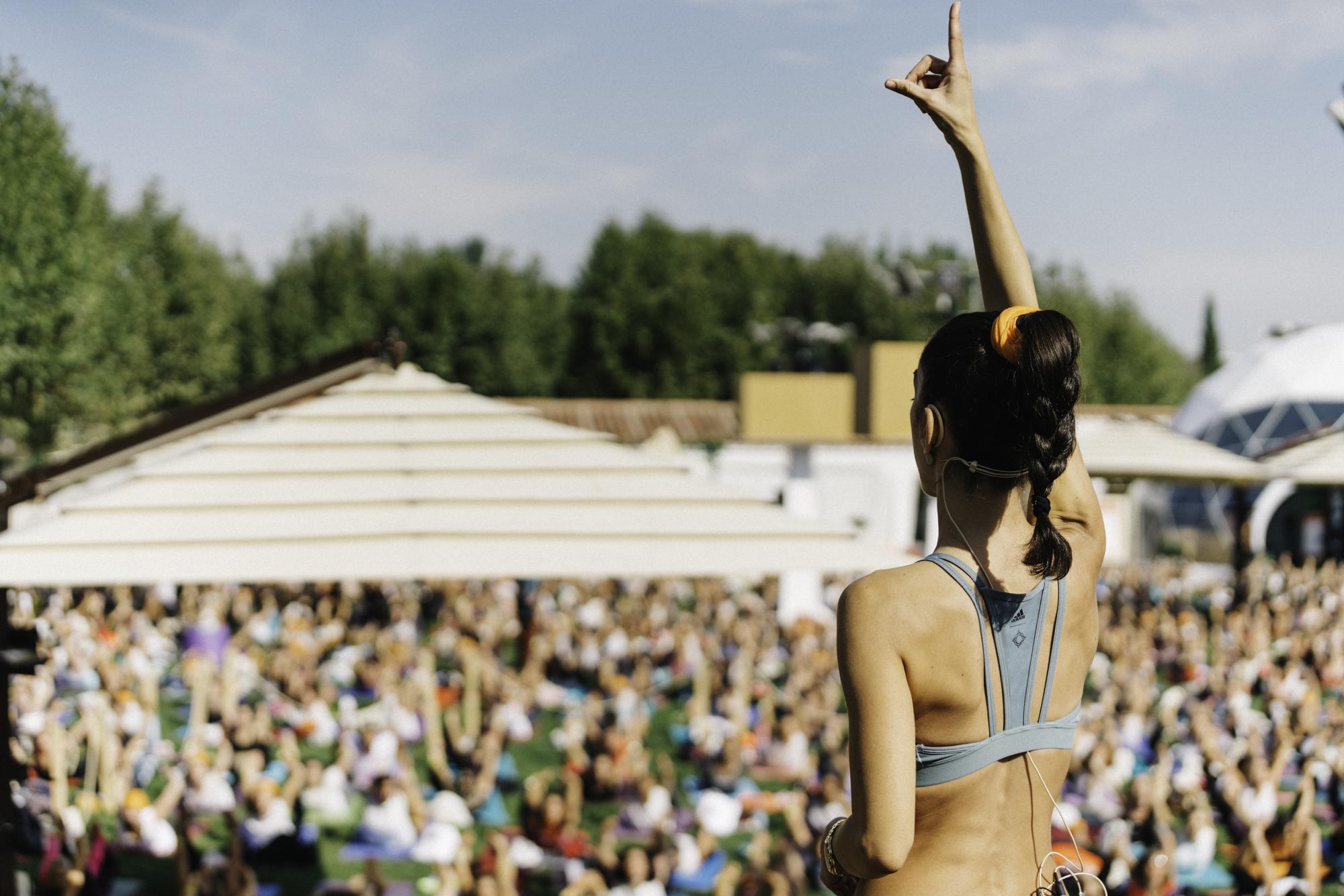 Running, yoga y meditación o el evento que no te puedes perder