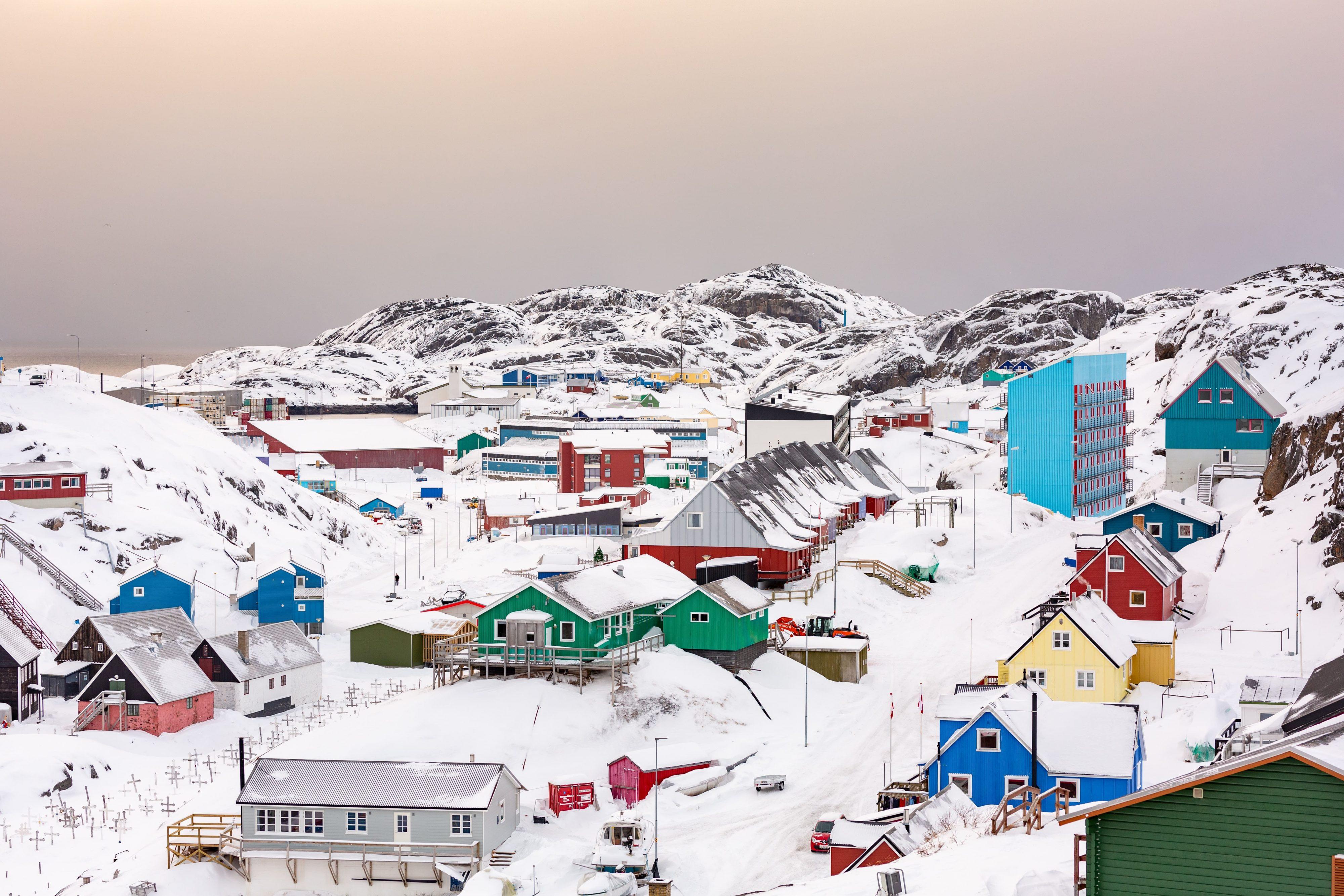Descubre Groenlandia