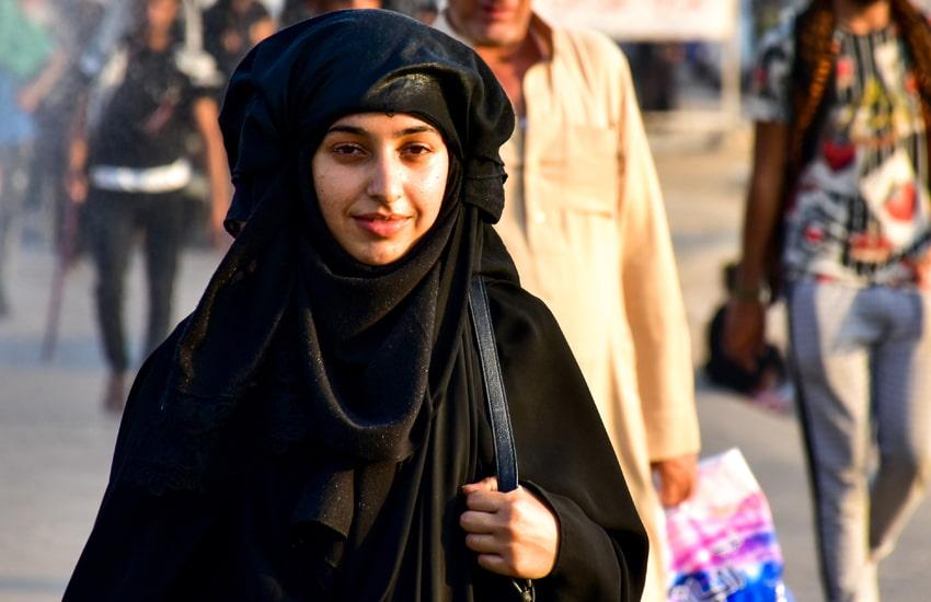 cómo es ser mujer en irak