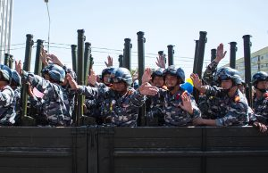 Tensión nuclear - Corea