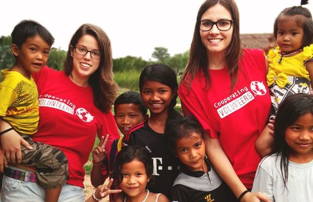 Viaja por el mundo haciendo voluntariado