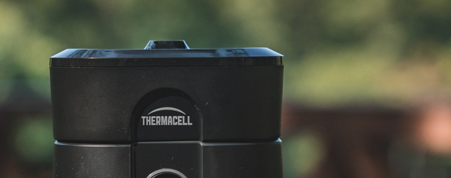 Thermacell: Radius Myggjager