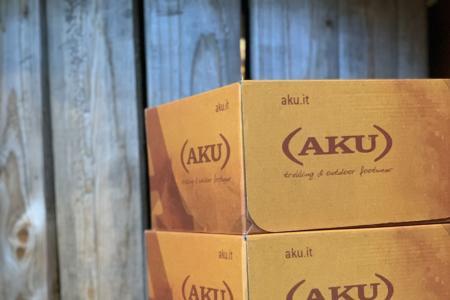 AKU - italienske sko til lange og korte turar