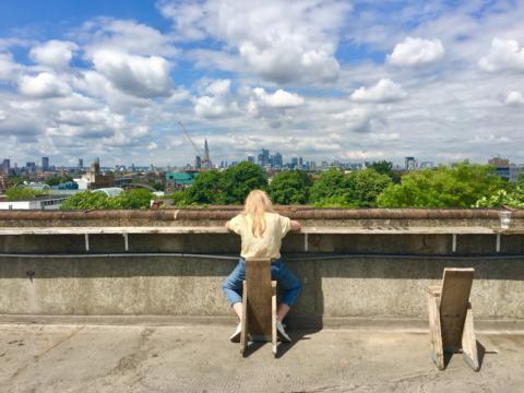 Kongen på taket: Peckham
