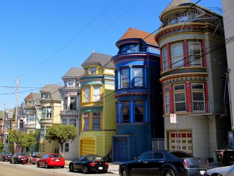 Nomadens miniguide: San Francisco hungover
