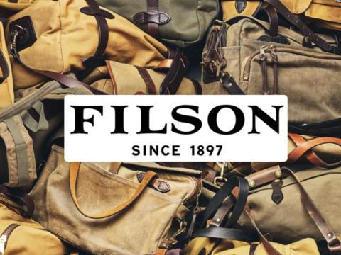 Filson since 1897 - KVALITET I OVER 120 ÅR
