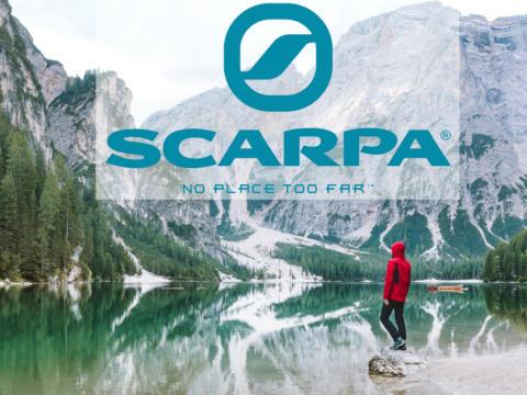 Scarpa - Borne in the Dolomites