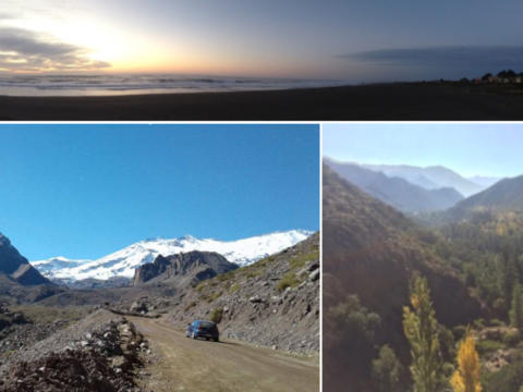 Nomadens miniguide: Chile